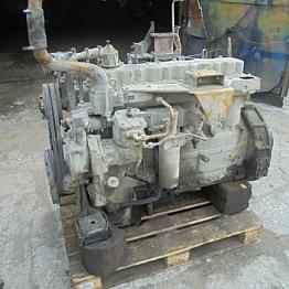 Двигатель до ремонта