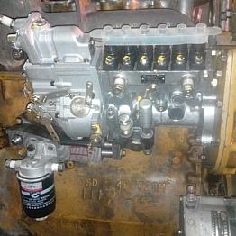 Переоборудование двигателя на другую модель ТНВД