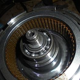 Замена фрикционных дисков КПП