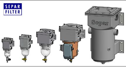 установка separ filter миниатюра