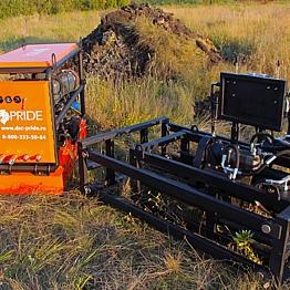 Установка управляемого прокола котлованная ПУ-40