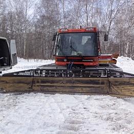 Мобильный сервис снегоуплотнительных машин
