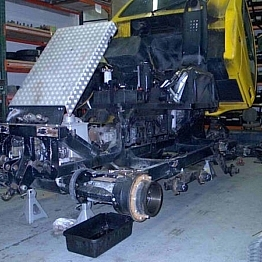 Ремонт Bombardier